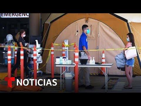 Las noticias de la mañana, lunes 02 de agosto de 2021   Noticias Telemundo