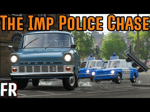 Forza Horizon 4 - The Imp Police Chase thumbnail