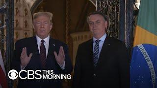 Trump administration's mixed coronavirus messages