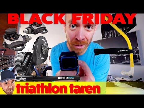Black Friday Triathlon Equipment Deals