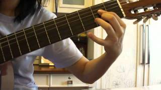 Ruang Rindu - Letto Fingerstyle Guitar