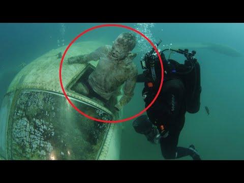 6 اكتشافات غريبة عثر عليها تحت الماء  - نشر قبل 60 دقيقة