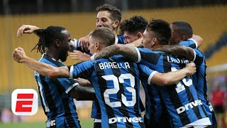 Serie A Looks Like 'bizarro World' As Lazio And Inter Milan Continue To Chase Juventus   Espn Fc