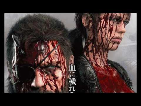 Metal Gear Solid V : The Phantom Pain 80s Cassette OST (Version 2 without A-Ah Take on me)