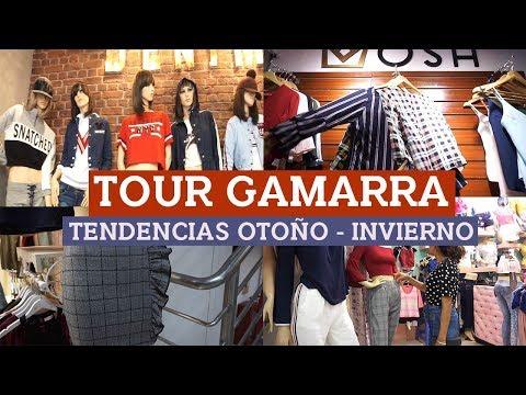 TOUR GAMARRA: TENDENCIAS OTOÑO INVIERNO 2018 / Mafer Benites