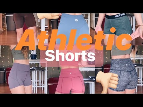 Lululemon | Wearwolf | Ryderwear ETC. Gym Shorts Try On & Review