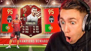 WILL ELITE FINALLY GET REWARDED? (FIFA 21 PACK OPENING)