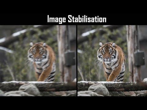 The 3 types of IMAGE STABILISATION