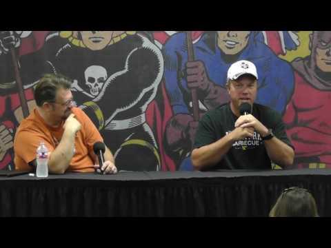 Dallas Comic Show - 2016 August - Adam Baldwin