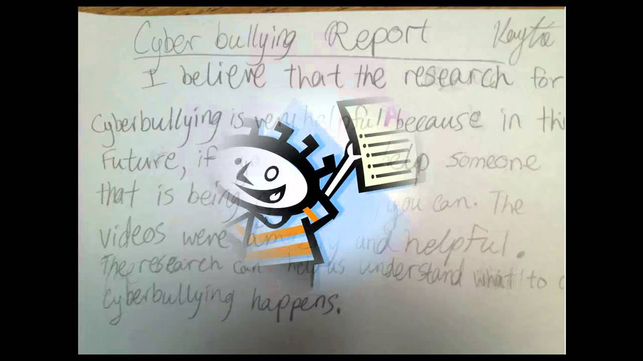 My E Clas >> Cyberbullying Research: Using Critical Inquiry and Project
