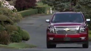 Chevrolet Suburban 2016 Test Drive