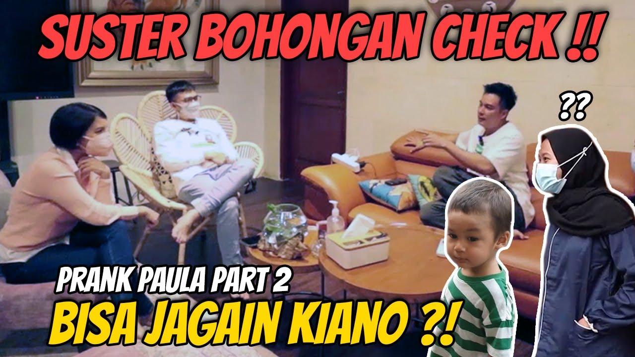INTERVIEW SUSTER BOHONGAN BUAT JAGAIN KIANO ‼ BANYAK GA TAU'NYA ‼ ~ PRANK PAULA PART 2