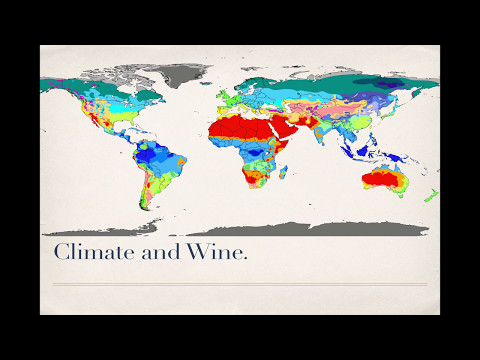 wine article Winecast Climate and Wine