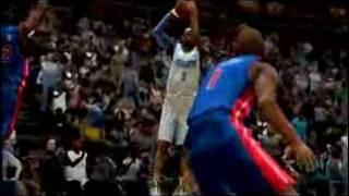 NEW Official NBA 2K8 Trailer