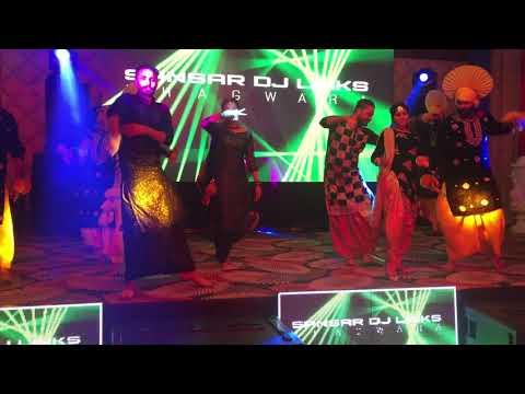 Sansar Dj Bhangra Boys || Duet Song Performance || Punjabi Culture Group || 9988997667