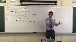 2016 HSC - Complex Identity Proof (1 of 3: Convert to polar form)