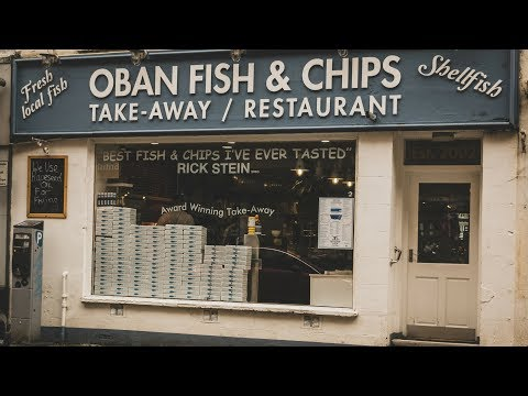 Oban Fish And Chips | A True Scottish Delicacy