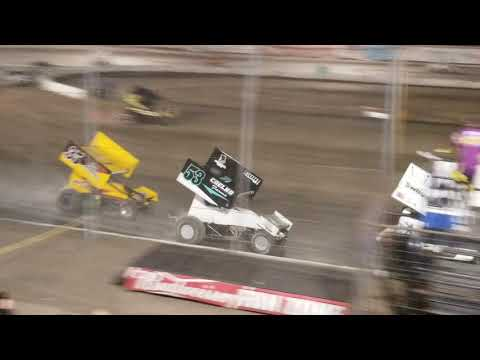 Western race saver sprint cars at the Bakersfield speedway please subscribe