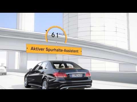 Aktiver Spurhalte & Totwinkel-Assistent