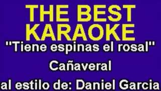 Tiene Espinas El Rosal- CAÑAVERAL VERSION DUO JENNY AND THE MEXICAN (KARAOKE)