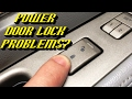 2003-2006 Lincoln Navigator Power Door Locks Inoperative: Quick Diagnostic Methods