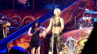 P!nk in Newcastle, July 4, 2009 - One Foot Wrong