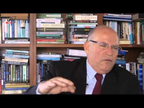 Former National Security Adviser Uzi Arad speaks with 'Post'