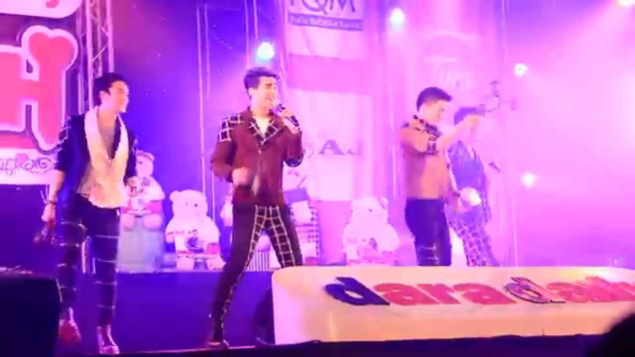 New Song-Hot Thai Singers-Male & Female-Beautiful Dance-งาน daradaily 9