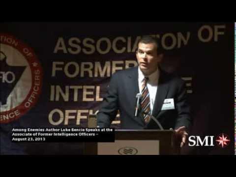Luke Bencie Speaks at AFIO Luncheon: Part 1 | Economic Espionage