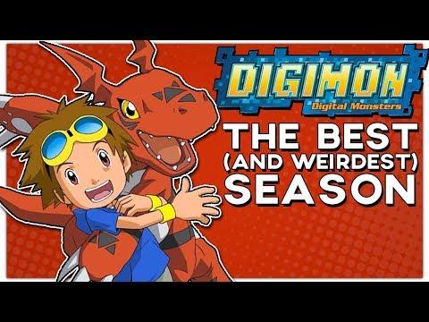 Digimon Tamers: The Best (And Weirdest) Season   Billiam