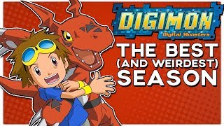 Digimon Tamers: The Best (And Weirdest) Season | Billiam