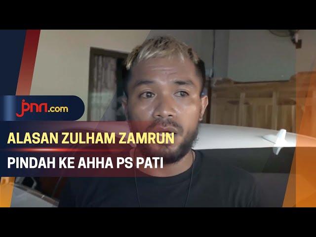 Zulham Zamrun Rela Turun Kasta Liga 2 demi AHHA PS Pati - JPNN.com
