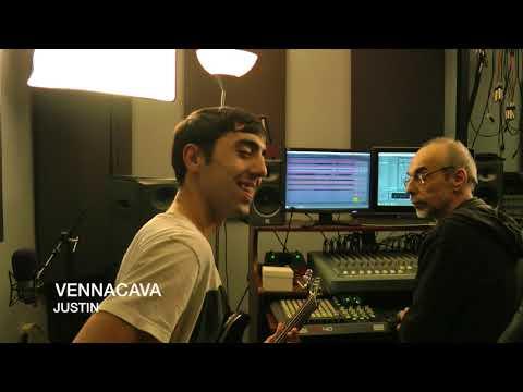 VennacavA vlog #1 RECORDING IN THE STUDIO #BLOOPERS