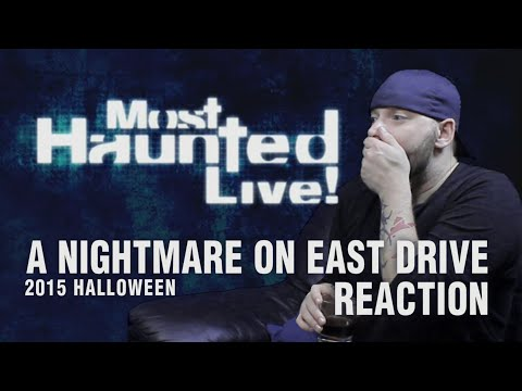 Most Haunted Live - 2015 Halloween Reaction