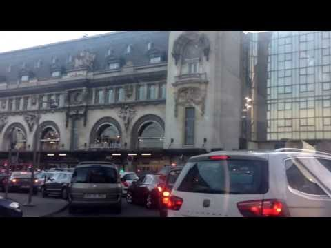 Le matin à la Gare de Lyon