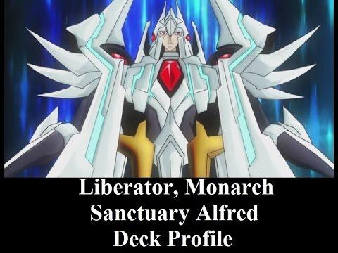 Cardfight Vanguard  Gold Paladin Liberator Monarch