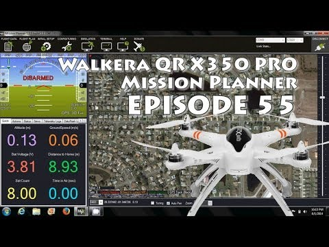 walkera qr x350 pro manual