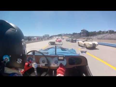 2017 Monterey Pre-Reunion - Group 2: Sunday Race Full