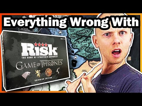 Everything Wrong With Game Of Thrones Risk