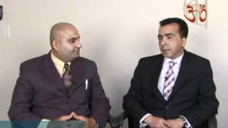 Jasbir Singh Sandhu (NDP)  Surrey North Riding - Canadian Federal election May 2011