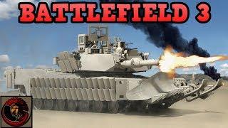 BATTLEFIELD 3 - Thunder Run Tank Mission | THEY GOT IT RIGHT!!