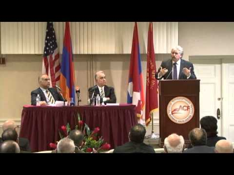 ARMENIA & DIASPORA AT CRITICAL CROSSROADS