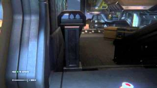 Alien:Isolation - Gameplay Walkthrough (PC) [Hard] - Part 6 - The Human Element