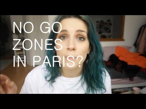 No go zones in Paris?