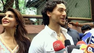 Why Tiger Shroff Don't FLUSH After <b>Urinating</b>?
