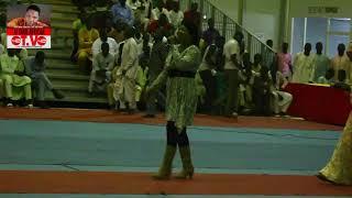Fati Niger show in Chad with M YARO 2018
