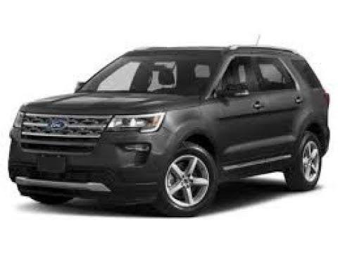 2019 FORD EXPLORER PLATINUM: Car Shopping with the British Lady