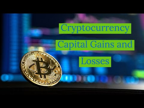How To Calculate Cryptocurrency Capital Gains And Losses ||  Tax Treatment Of Bitcoin