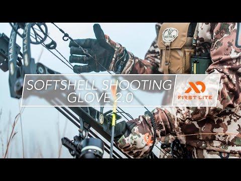 Softshell Shooting Glove 2.0