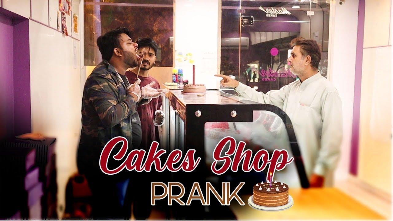 | CAKES SHOP PRANK | By Nadir Ali & Ahmed Khan in | P 4 Pakao | 2020